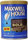 Maxwell House Intense Bold Ground Coffee 11.5oz Can (Choose Size)