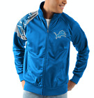 Detroit Lions G-III Sports INTERCEPTION Full-Zip NFL Track Jacket on eBay