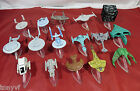 STAR TREK Micro Machines Collectable Plastic Model Star-Ships With Stands Choose on eBay