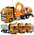 Toys for Boys Kids Construction Vehicles Excavator Truck Car Cool Toy Xmas Gift