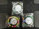 New Lokai Bracelet Silicone Beaded With Tags (S,M,L,XL)(Pick Color)