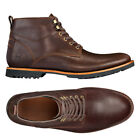 Mens TIMBERLAND KENDRICK CHUKKA BOOTS Brown Leather NEW