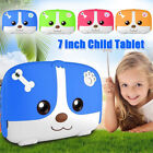"""7"""" Inch Kids Pc Tablet Android 4.4 Dual Camera Quad Core 8gb Hd Wifi Child Gift"""