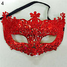 1Pc Women Cosplay Eye Mask Masquerade Party Carnival Fancy Mardi Decor Flowery