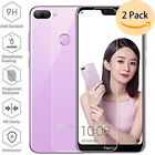 Case-Friendly 2Pcs Tempered Glass Film Screen Protector For Huawei Honor 8X