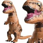 Inflatable Child Dinosaur T-REX Costume Jurassic World Blowu