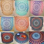 Indian Mandala Tab Top Curtains Christmas Living Room Drape Panel Scarf Bohemian