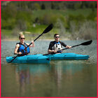"""Lifetime Payette 116"""" Sit-In Kayak - 2 Pack (Paddles included)"""