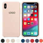 For iPhone XS Max 8 Plus Ultra Slim Soft Silicone TPU Shockproof Back Case Cover