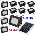 LOT 54 LED Solar Lights  li-polymer 3.7v/ 4000mah  ip65 wate