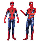 Spider-Man Homecoming Cos Costume Jumpsuit Peter Parker Blazer Zentai Bodysuit