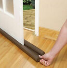 Twin Door Draft Dodger Guard Stopper Protector Under Door Draught Excluder UK