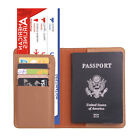 New Dedicated Nice Travel Passport ID Card Cover Holder Case Protector Organizer