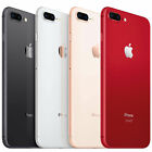 APPLE iPhone 8 PLUS UNLOCKED 64GB / 256GB  SPACE GRAY / RED / GOLD / SILVER  8 + <br/> 100% SATISFACTION OR YOUR MONEY BACK ✔✔  30 DAYS RETURN