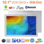 Teclast P10 Tablet Octa Core 10.1'' Phablet WiFi Android 7.1 2+32G Dual 2 Camera
