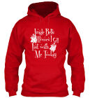 Real Estate Agent Christmas - Jingle Bells Homes I Sell Gildan Hoodie Sweatshirt