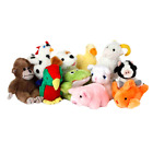 MultiPet Look Who is Talking Dog interactive plush toy