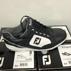 Brand new Footjoy Originals golf shoes white/grey/red & black/white