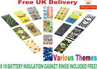 4 X Battery Wraps for 20700/21700 Flat/Button Top Batteries + FREE Insulators £3.49 GBP on eBay