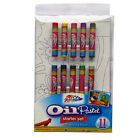 Oil Pastel Starter Set - 10 Colours with A5 Drawing Board