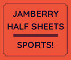 Jamberry Half Sheets - Sports Teams - NBA, NCAA, NFL $3.0 USD on eBay