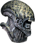 Morris Costumes Alien Mask Deluxe RU4150, As Shown, One Size