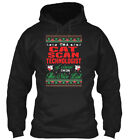 Cozy Cat Scan Technologist - I'm A Of Course On The Gildan Hoodie Sweatshirt