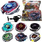 4D Fusion Top Metal Master Rapidity Fight Rare Beyblade Launcher Grip Game GMC