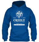 Creely An Endless Legend - Of Course I'm Awesome Gildan Hoodie Sweatshirt