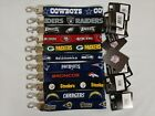 NFL Wristlet  Lanyard Keychain  Official Licensed $7.99 USD on eBay