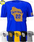 Milwaukee Brewers The Brew Crew 22 Christian Yelich Jersey Tee Shirt Men S-5XL