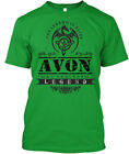 Legend Is Alive Avon An Endless - The Premium Tee T-Shirt