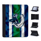 Vancouver Canucks Club Case For iPad 2 3 4 Air 1 Pro 9.7 10.5 12.9 2017 2018 $21.99 USD on eBay