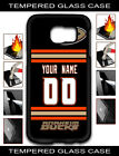 NHL Anaheim Ducks Personalized Name/Number Samsung Tempered Glass Case 162805 $10.99 USD on eBay