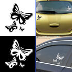 Accessories Window Styling Car Stickers Vinyl Decal Beautiful Butterflies