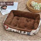 Kennel Nest Lounger Sofa Cat Dog Soft Bed Pet Accessories Supplies XS to XL size