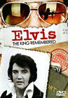 Elvis: The King Remembered (DVD, 2014). Free Shipping!!!