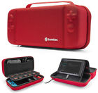 tomtoc Nintendo Switch Travel Case, Hard Shell & 18 Game Cartridges & Handle