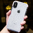 For iPhone XR XS Max X 6s 7 8 Plus Case Clear Diamond Cute Shockproof Soft Cover