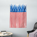 Americana Tapestry Patriotic Old Glory Print Wall Hanging Decor