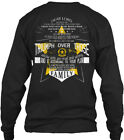 Sheriff Deputy Prayer Let Me Triumph Gildan Long Sleeve Tee T-Shirt $22.99 USD on eBay