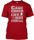 Cane Corso In My Life Hanes Tagless Tee T-Shirt