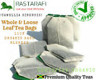 Rastarafi  Premium Quality Organic Jamaican SourSop Leaves Tea 72 Teabags