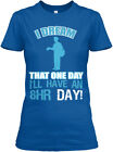 Postal Worker Impossible 8 Hours Day - I Dream That Gildan Women's Tee T-Shirt