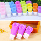 Refillable Empty Bottle Sucker Container Portable Silicone Travel Accessory New