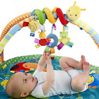 Baby Buds Toys Activity Spiral Stroller Car Seat Cot hanging Free shipping