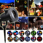 Laser Fairy Star Light Projector Show Christmas Landscape LED Garden Stage Lamp