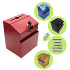 Внешний вид - Metal Donation Suggestion Key Drop Box Express Checkout sales lead box