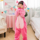 Kids Boy Girl Animal Unicorn Kigurumi Pajamas Cosplay Sleepwear Pajamas Costume