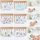 US Baby Pillow Newborn Head Protection Cushion Infant Sleep Positione Anti Roll